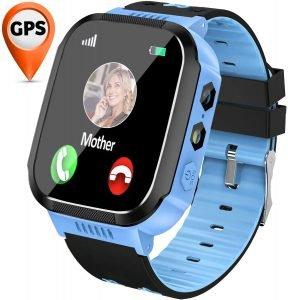 TURNMEON GPS Tracker Smartwatch
