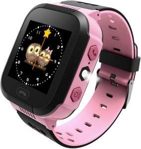 Vailsa GPS Tracker Smart Watch for Kids